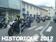 HISTORIQUE 2012
